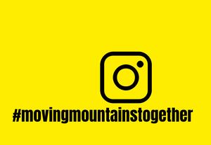 Grafik Instagram Hashtag movingmountainstogether